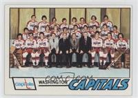Washington Capitals Team [Noted]