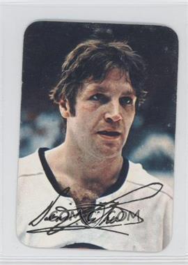 1977-78 Topps - Glossy Insert #15 - Denis Potvin