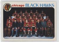 Chicago Blackhawks (Black Hawks) Team
