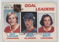 Goal Leaders (Guy Lafleur, Mike Bossy, Steve Shutt) [GoodtoVG&#8209…