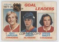NHL Scoring Leaders (Guy Lafleur, Brian Trottier, Darryl Sittler) [Goodto…