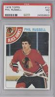 Phil Russell [PSA 7 NM]