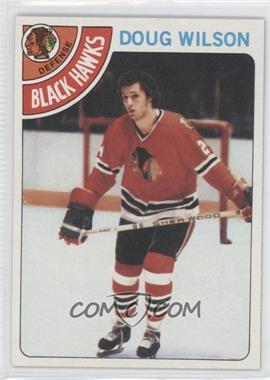 1978-79 Topps - [Base] #168 - Doug Wilson