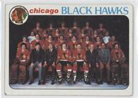 Chicago Blackhawks (Black Hawks) Team [Good to VG‑EX]