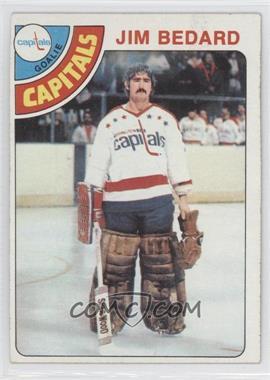 1978-79 Topps - [Base] #243 - Jim Bedard