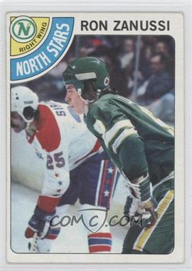 1978-79 Topps - [Base] #252 - Ron Zanussi