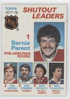 Bernie Parent, Ken Dryden, Don Edwards, Tony Esposito, Mike Palmateer