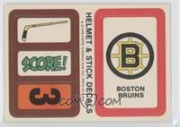 Boston Bruins (Score!)