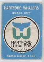 Hartford Whalers Team [Poor to Fair]