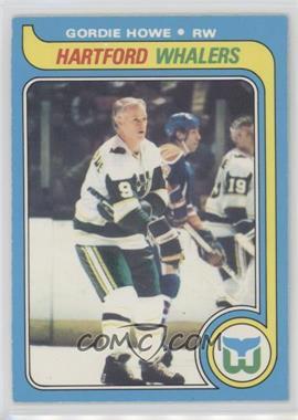 1979-80 O-Pee-Chee - [Base] #175 - Gordie Howe