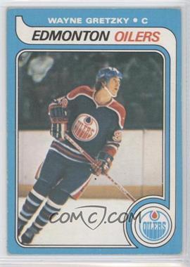 1979-80 O-Pee-Chee - [Base] #18 - Wayne Gretzky