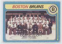 Boston Bruins Team [GoodtoVG‑EX]