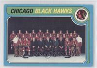Chicago Blackhawks (Black Hawks) Team Checklist [GoodtoVG‑EX]