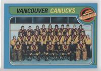 Vancouver Canucks Team