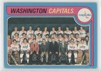 Washington Capitals Team [PoortoFair]