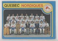 Quebec Nordiques Team
