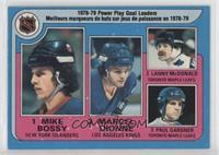 Marcel Dionne, Lanny McDonald, Paul Gardner, Mike Bossy