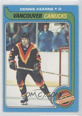 1979-80 O-Pee-Chee - [Base] #76 - Dennis Kearns