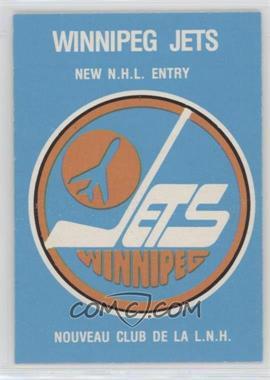 1979-80 O-Pee-Chee - [Base] #81 - Winnipeg Jets Team