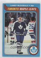 Lanny McDonald [Good to VG‑EX]