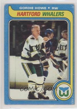 1979-80 Topps - [Base] #175 - Gordie Howe [GoodtoVG‑EX]