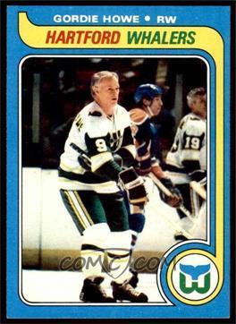 1979-80 Topps - [Base] #175 - Gordie Howe [NM]