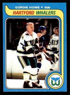 1979-80 Topps - [Base] #175 - Gordie Howe [EXMT]