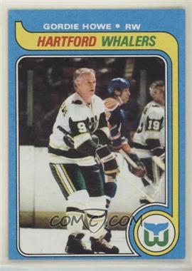 1979-80 Topps - [Base] #175 - Gordie Howe