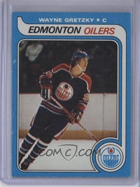 1979-80 Topps - [Base] #18 - Wayne Gretzky