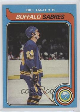 1979-80 Topps - [Base] #221 - Bill Hajt