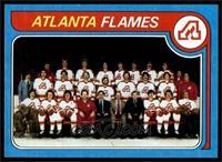 Atlanta Flames Team (Checklist) [NMMT]