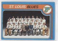 St. Louis Blues Team