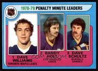Randy Holt, Dave Schultz, Dave Williams [NMMT]
