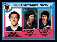 Randy Holt, Dave Schultz, Dave Williams [EXMT]