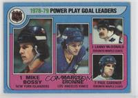 Marcel Dionne, Lanny McDonald, Paul Gardner, Mike Bossy [Good to VG&#…
