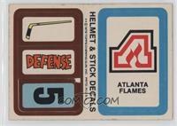 Atlanta Flames Team (Number 5) [Noted]