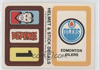 Edmonton Oilers (Personalized Trading Card Offer) [Good to VG‑E…