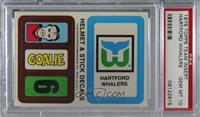 Hartford Whalers (Personalized Trading Card Offer) [PSA 10 GEM M…