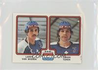 Larry Van Wieren, Johan Toren