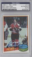Rick MacLeish [PSA/DNA Certified Auto]