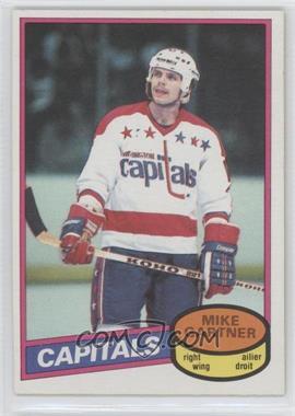 1980-81 O-Pee-Chee - [Base] #195 - Mike Gartner