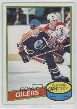 1980-81 O-Pee-Chee - [Base] #250 - Wayne Gretzky
