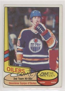 1980-81 O-Pee-Chee - [Base] #87 - Wayne Gretzky