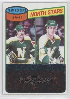 1980-81 Topps - [Base] #139 - Al MacAdam, Steve Payne