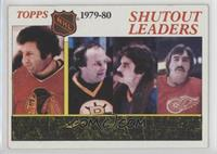 Tony Esposito, Gerry Cheevers, Bob Sauve, Rogie Vachon [Good to VG…