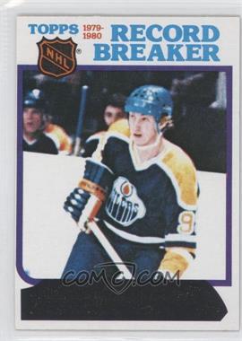 1980-81 Topps - [Base] #3 - Wayne Gretzky