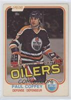 Paul Coffey [Good to VG‑EX]