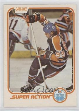 1981-82 O-Pee-Chee - [Base] #125 - Wayne Gretzky