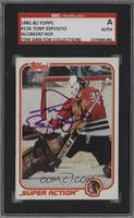 Tony Esposito [SGC AUTHENTIC AUTO]