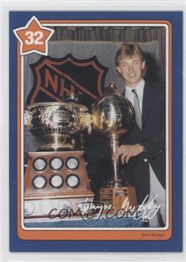 1982-83 Neilson Cookie Bar Wayne Gretzky - [Base] #32 - Wayne Gretzky